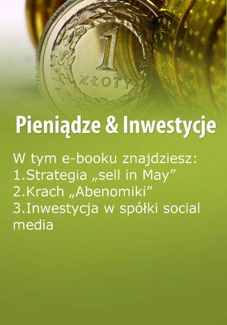 Okładka książki Pieniądze & Inwestycje, wydanie maj-czerwiec 2016 r