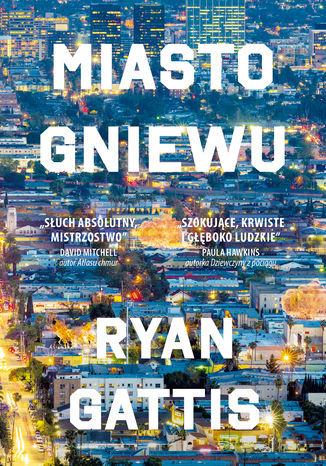Okładka książki Miasto gniewu