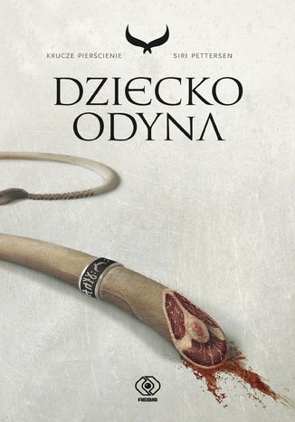Okładka książki/ebooka Krucze pierścienie (#1). Dziecko Odyna