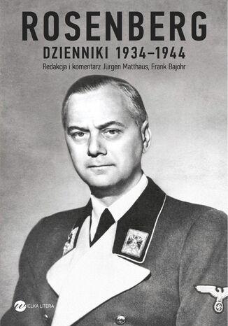 Okładka książki Dzienniki