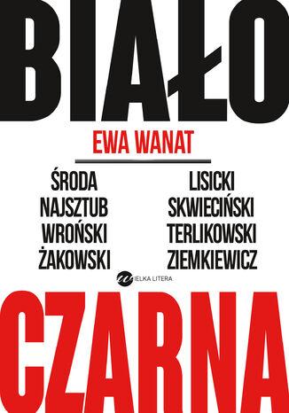 Okładka książki/ebooka Biało-czarna