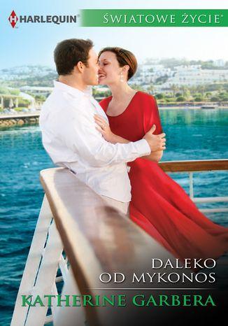 Okładka książki/ebooka Daleko od Mykonos