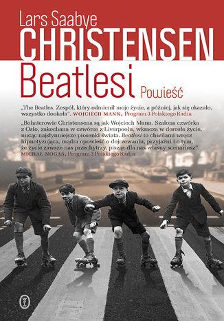 Okładka książki Beatlesi. Powieść