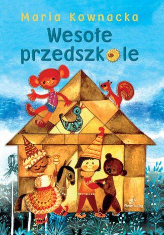 Okładka książki Wesołe przedszkole