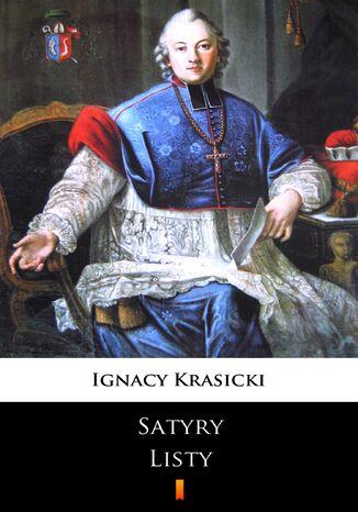 Okładka książki Satyry. Listy