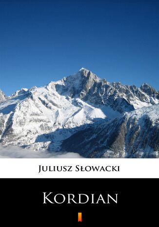 Okładka książki/ebooka Kordian