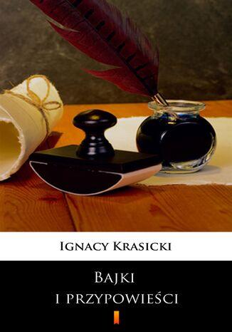 Okładka książki/ebooka Bajki i przypowieści