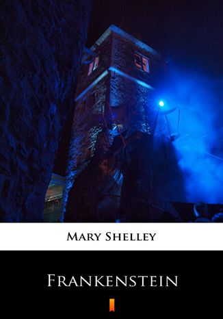 Okładka książki Frankenstein. The Modern Prometheus