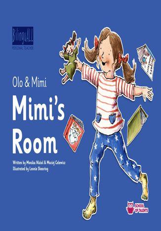 Okładka książki/ebooka Mimi's Room. Nauka angielskiego dla dzieci 2-7 lat