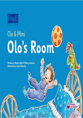 Okładka książki/ebooka Olo's Room. Nauka angielskiego dla dzieci 2-7 lat