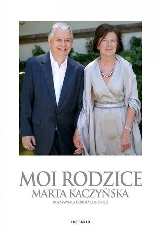 Okładka książki/ebooka Moi rodzice