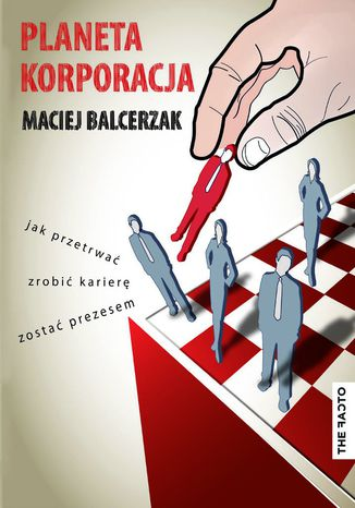 Okładka książki Planeta Korporacja
