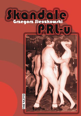 Okładka książki/ebooka Skandale PRL-u