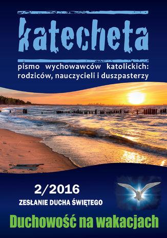 Okładka książki Katecheta nr 02/2016