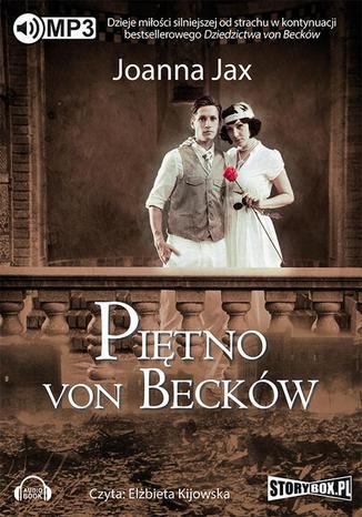 Okładka książki Piętno von Becków