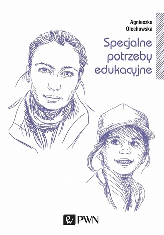 Okładka książki Specjalne potrzeby edukacyjne