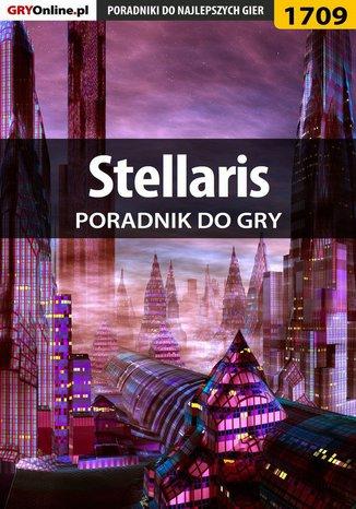Okładka książki Stellaris - poradnik do gry