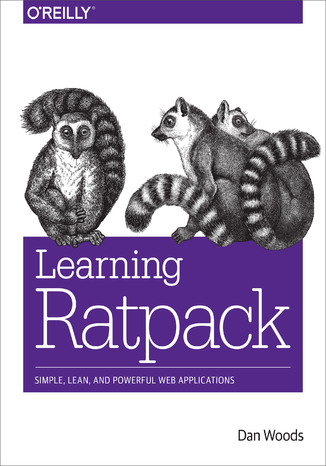 Okładka książki/ebooka Learning Ratpack. Simple, Lean, and Powerful Web Applications