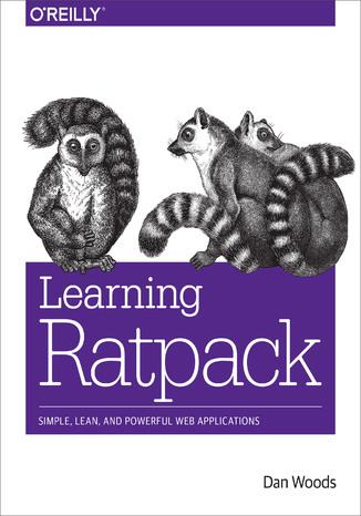 Okładka książki Learning Ratpack. Simple, Lean, and Powerful Web Applications