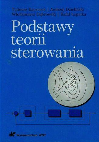 Okładka książki Podstawy teorii sterowania