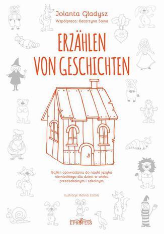 Okładka książki Erzählen von Geschichten