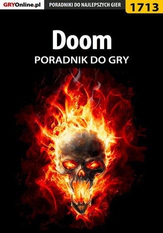 Okładka książki Doom - poradnik do gry