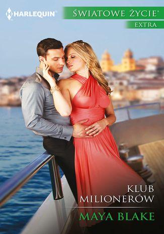Okładka książki Klub milionerów
