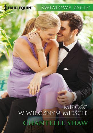 Okładka książki/ebooka Miłość w Wiecznym Mieście