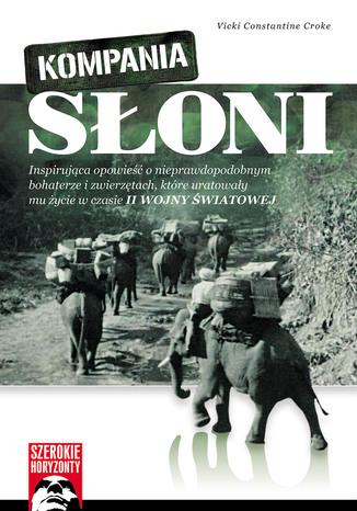 Okładka książki Kompania słoni