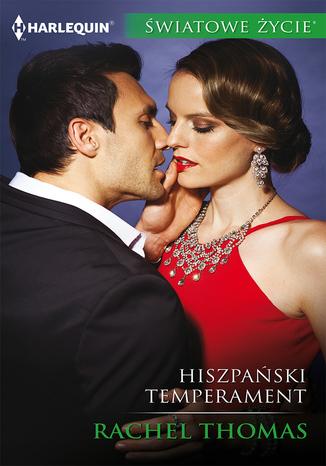 Okładka książki/ebooka Hiszpański temperament