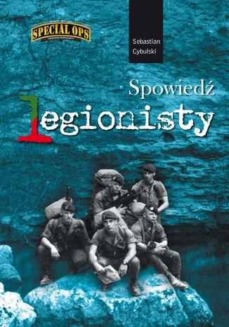 Okładka książki/ebooka Spowiedź legionisty