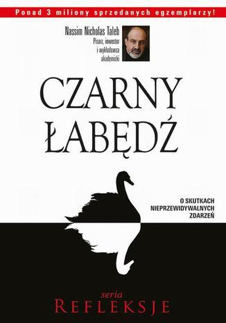 Okładka książki/ebooka Czarny Łabędź