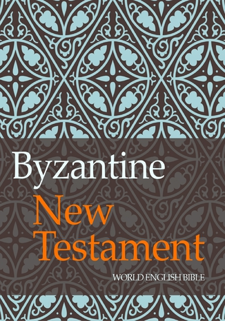 Okładka książki Byzantine New Testament