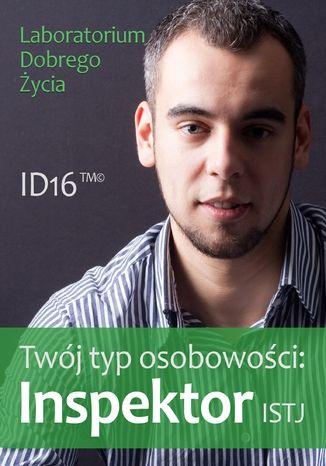 Okładka książki Twój typ osobowości: Inspektor (ISTJ)