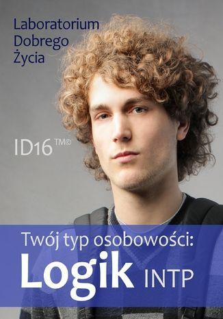 Okładka książki Twój typ osobowości: Logik (INTP)