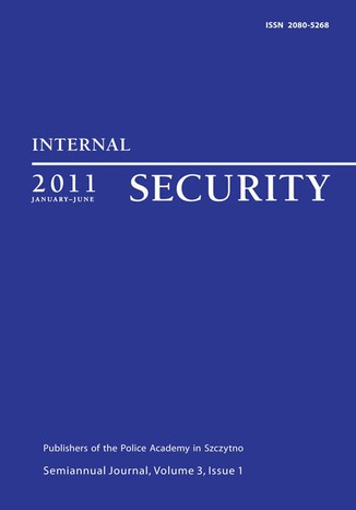Ebook Internal Security, January-June 2011