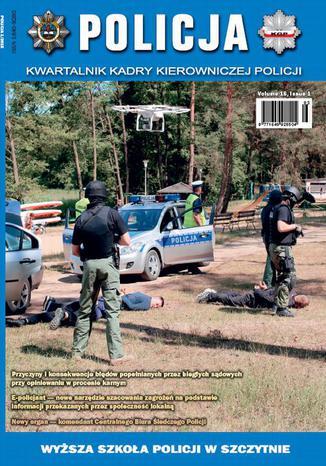 Okładka książki/ebooka Policja nr 1/2015