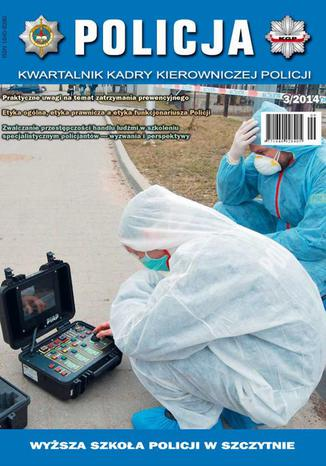 Okładka książki/ebooka POLICJA, nr 3/2014