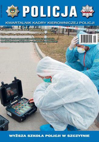 Okładka książki POLICJA, nr 3/2014