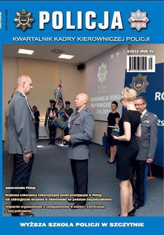 Okładka książki Policja nr 4/2014