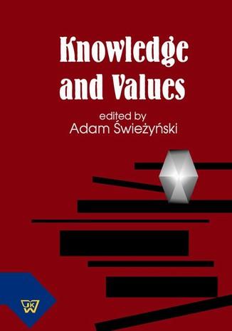 Okładka książki Knowledge and Values