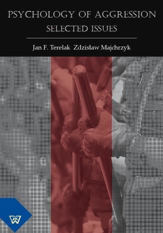 Okładka książki/ebooka Psychology of Aggression