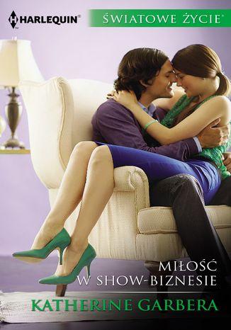 Okładka książki Miłość w show-biznesie