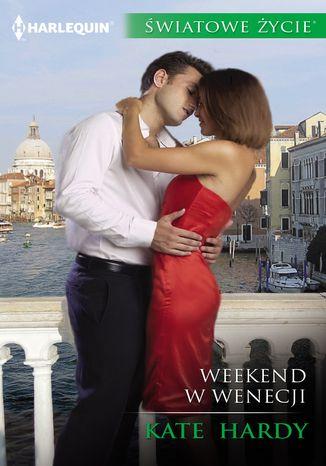 Okładka książki Weekend w Wenecji