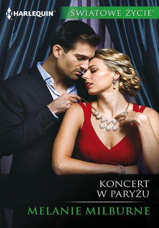Okładka książki Koncert w Paryżu