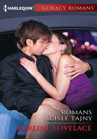 Okładka książki Romans ściśle tajny