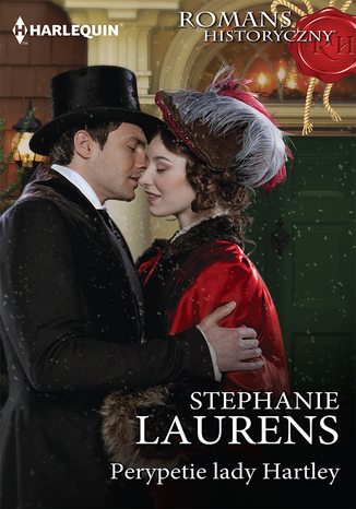 Okładka książki Perypetie lady Hartley