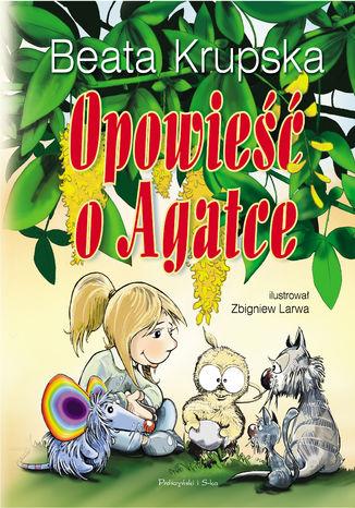 Okładka książki Opowieść o Agatce