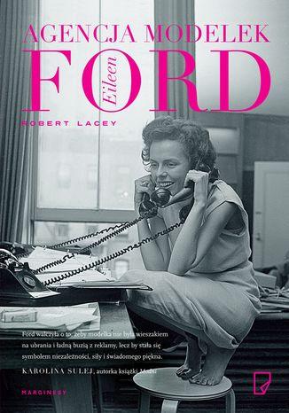 Okładka książki Agencja modelek Eileen Ford