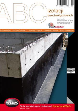 Okładka książki/ebooka ABC izolacji przeciwwilgociowych